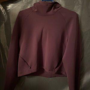 MINT CONDITION lululemon air wrap hoodie